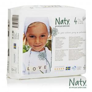 Nature Babycare Ökowindeln