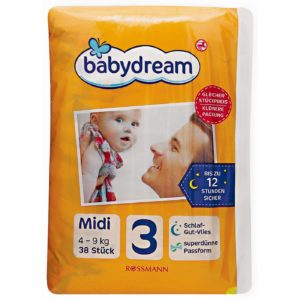 babydream windeln